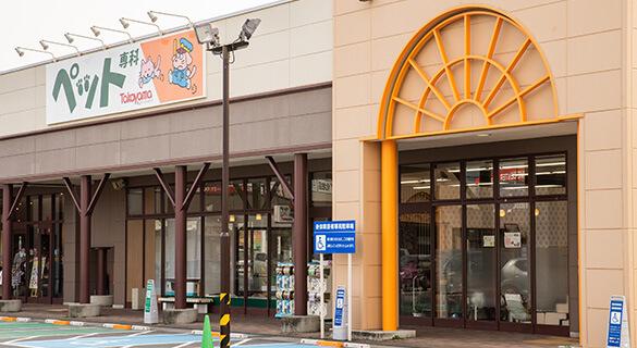 フジグラン東広島店